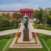 Let's have a walk: the best parks in Kiev