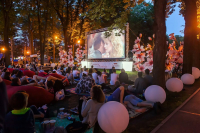 Open-Air Sessions: Summer Cinemas in the Capital