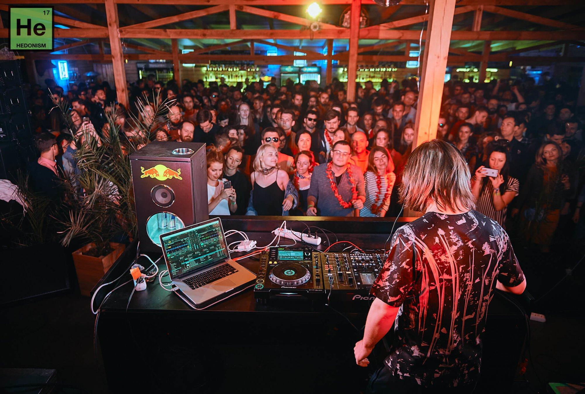 Nathan Fake, Христина Соловій, [О]: Hedonism Festival 2018 оголосив фінальний лайнап