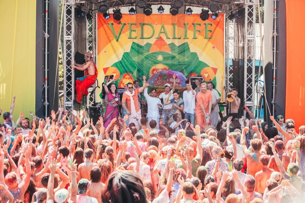 Чому не слід проґавити київський фестиваль VEDALIFE