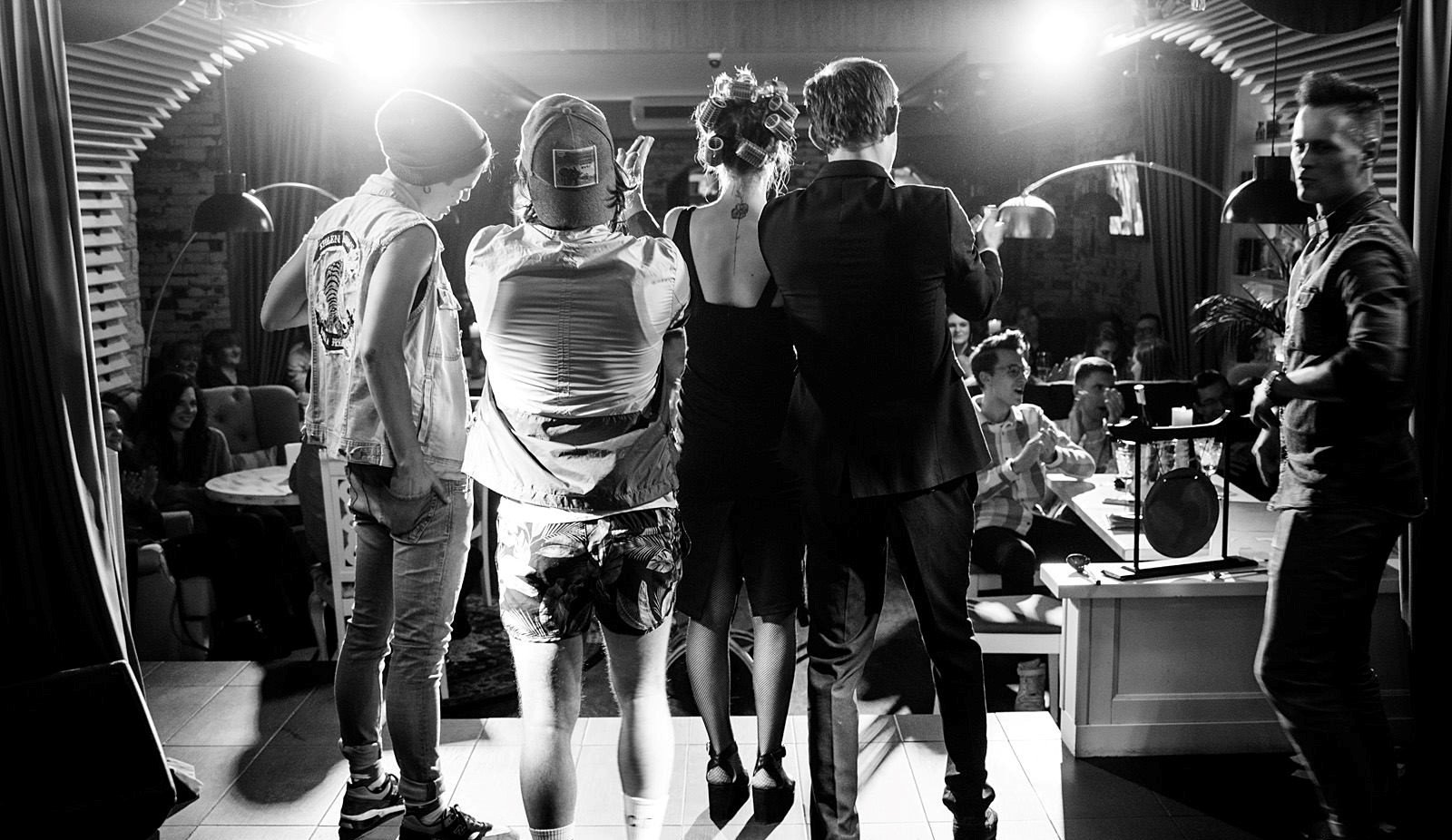 Improv Show покажут киевлянам черную импровизацию