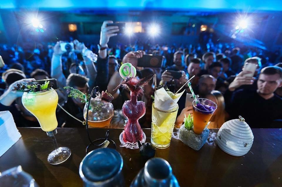 В Киев едут лучшие бары мира: в столице пройдет BAROMETER 2018