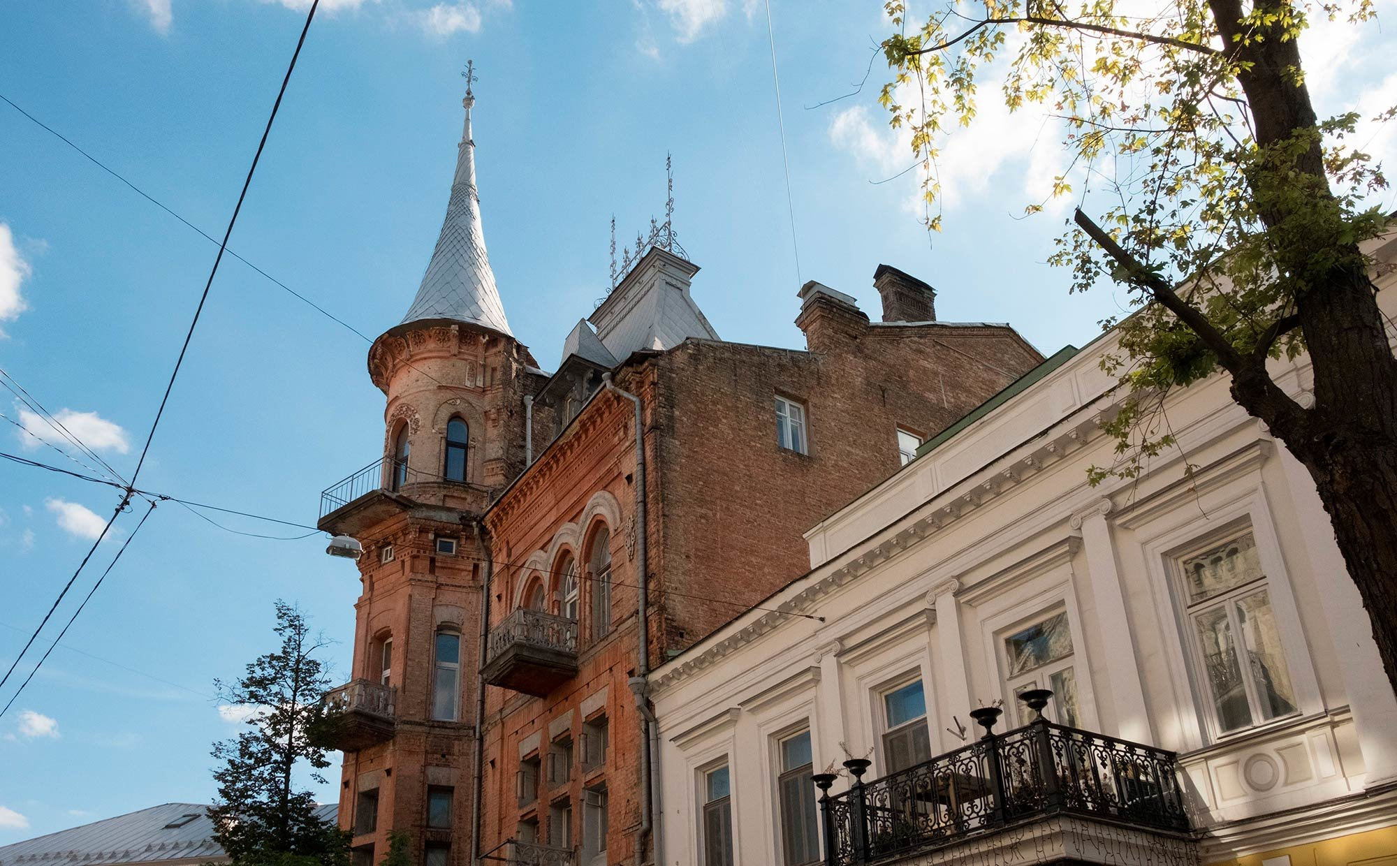 Брошенные и разрушенные: киевские архитектурные шедевры на грани руйнации