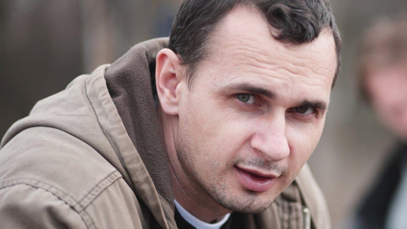 У столиці покажуть спектакль за п'єсою Олега Сенцова