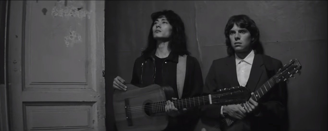 Кіно, Nirvana, Joy Division і The Stooges: у Києві покажуть фільми про музикантів