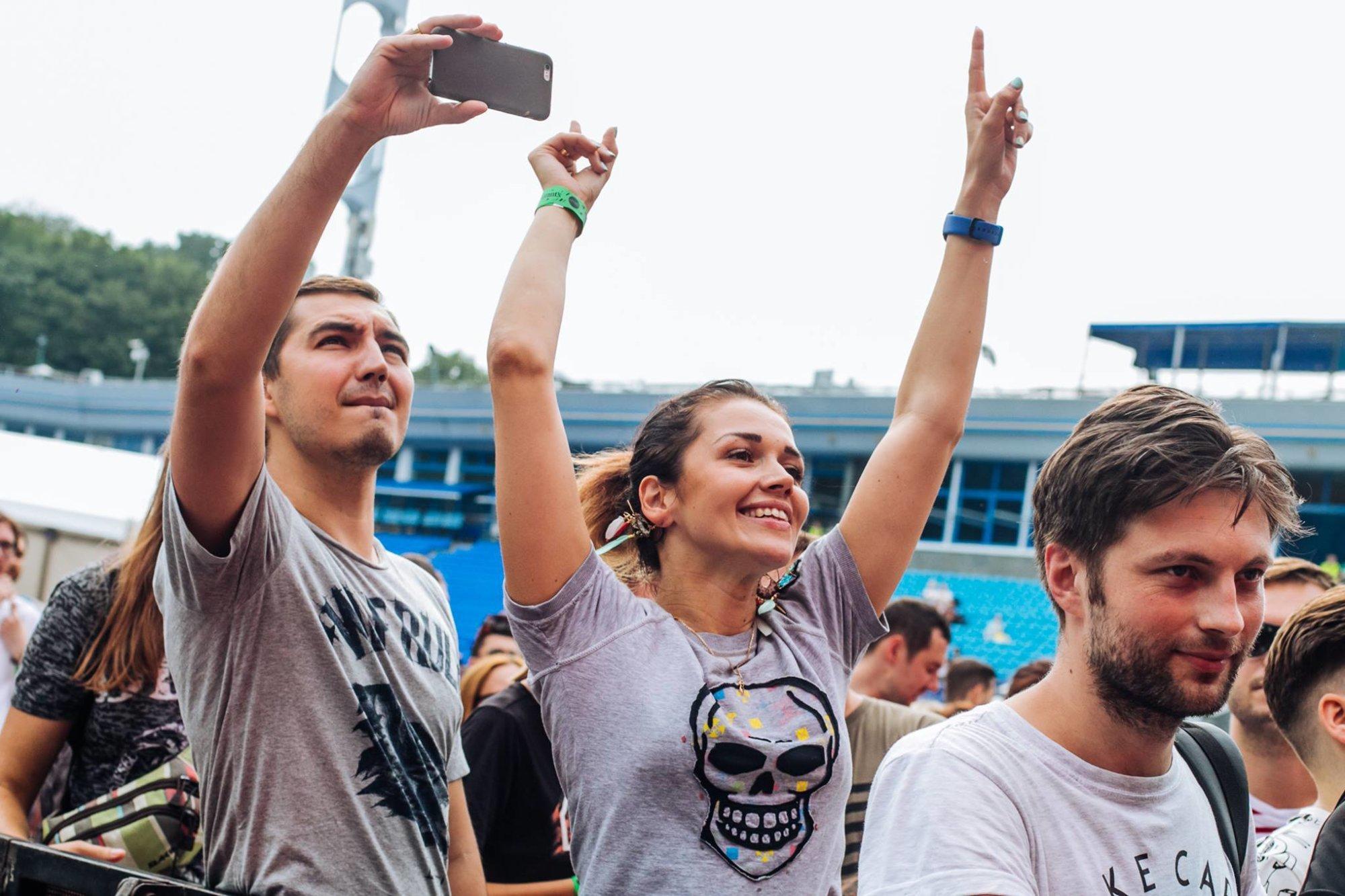 В Киеве снова пройдет UPark Festival