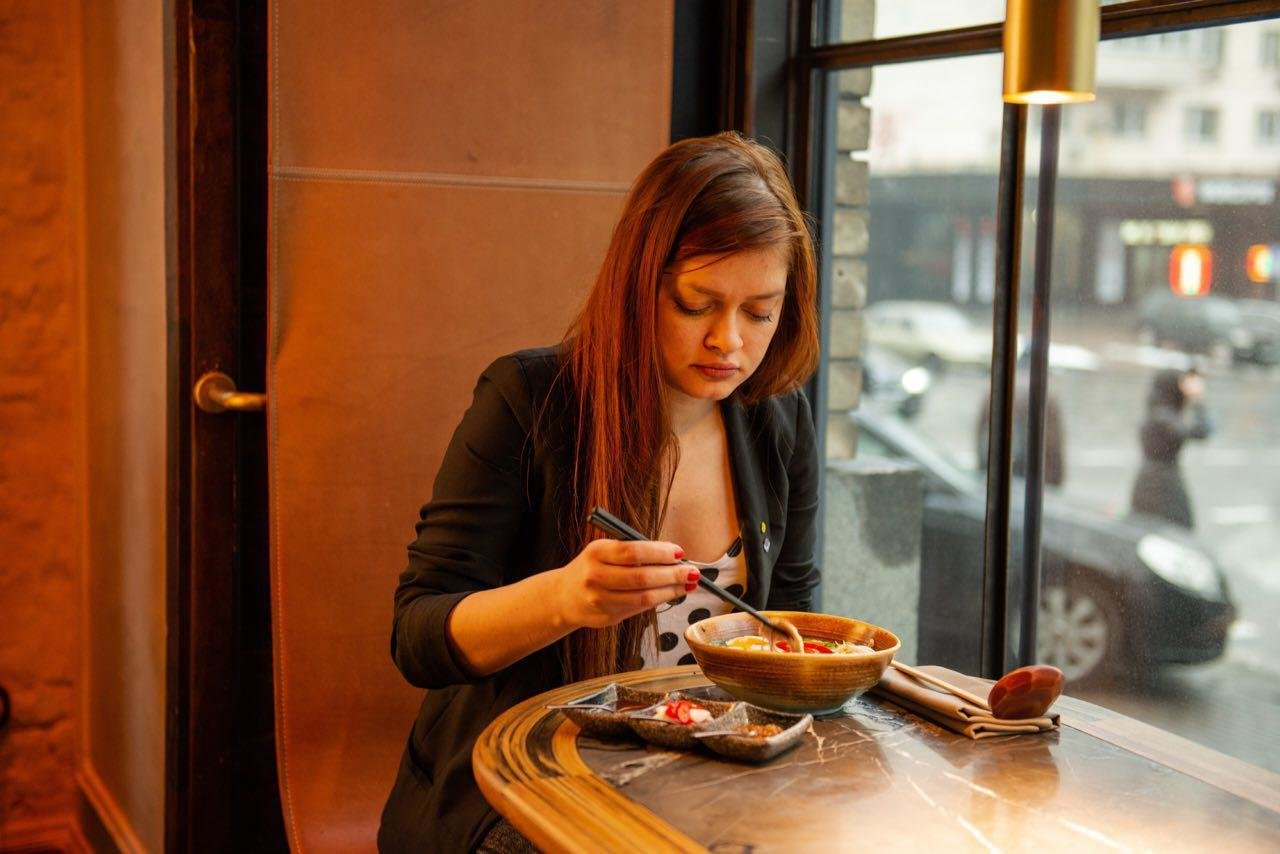 Where to eat in Kiev: interview with food blogger Masha Serdyuk