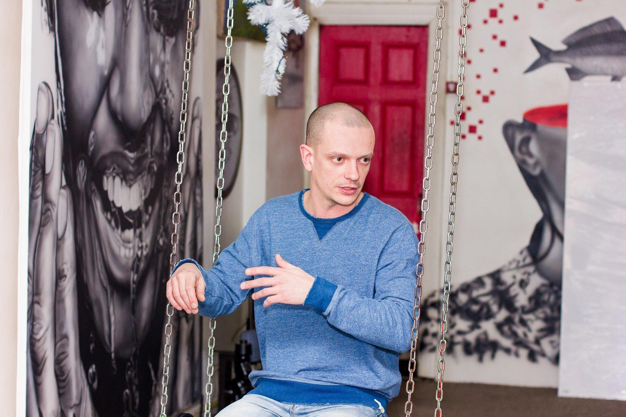 Художник, который делает Киев красивым