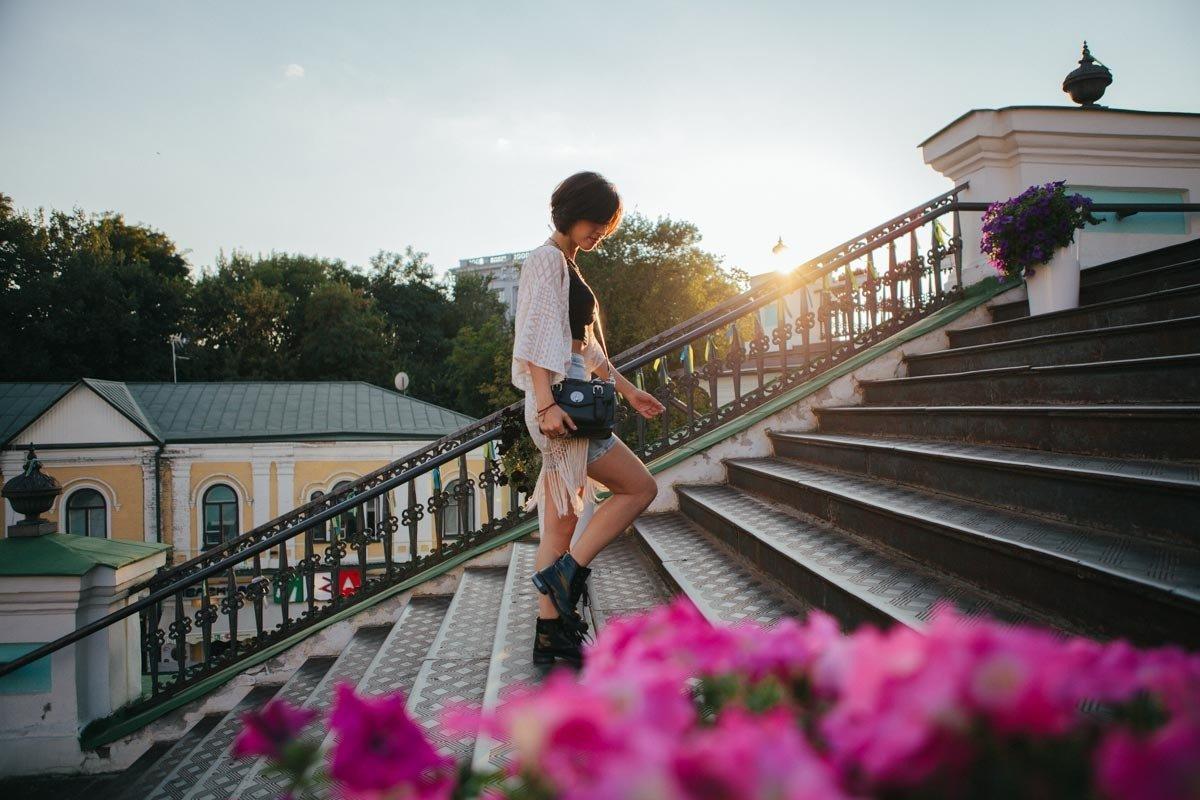 Анна Завальская: я пульсирую с Киевом в одном ритме