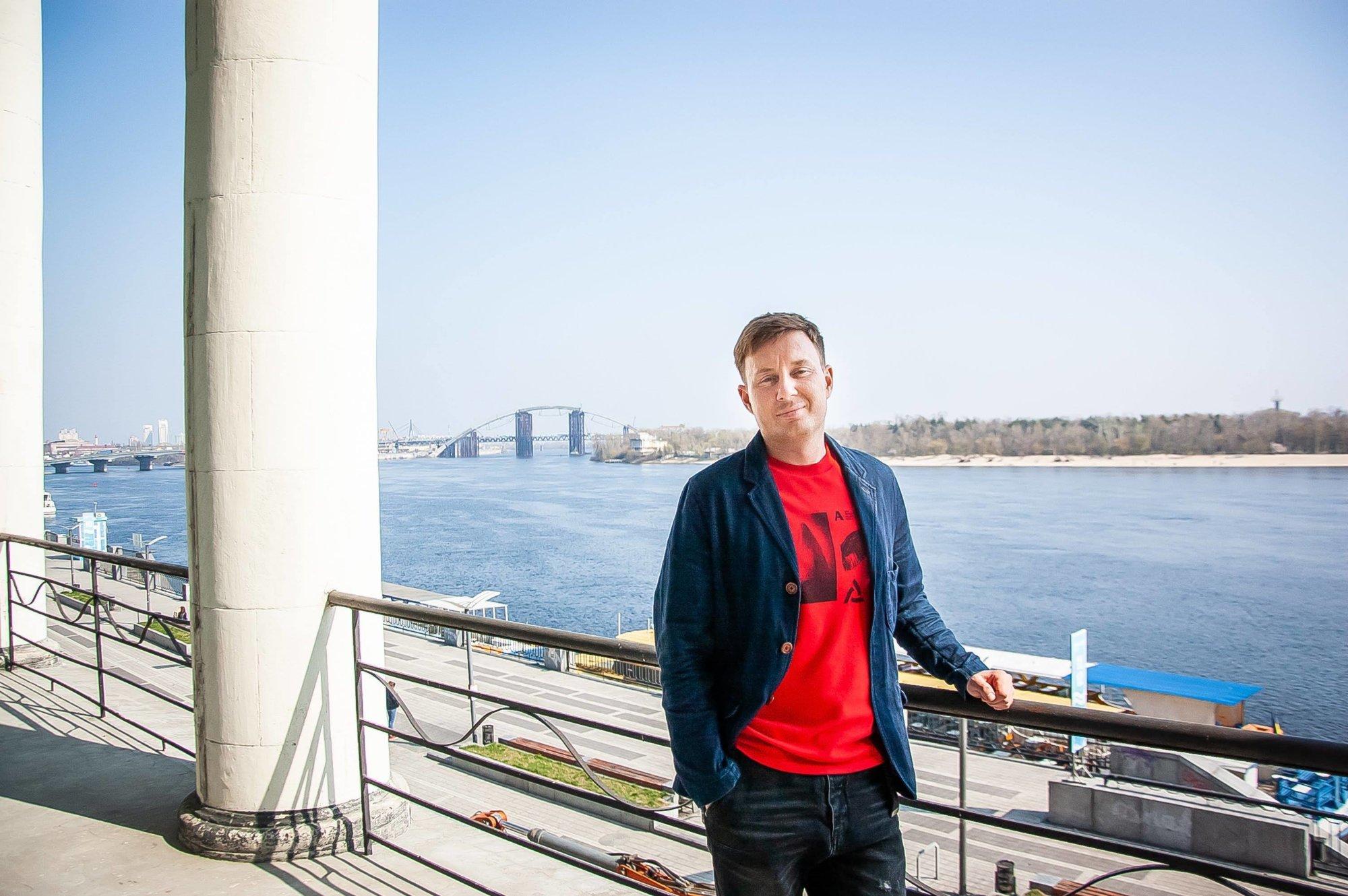 Роман Тугашев – про новий проект БУХТА Food Station, київську перепічку та улюблені столичні заклади