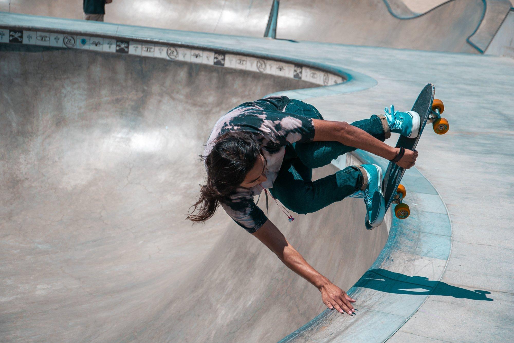 В Киеве появится крупнейший в Украине скейт-парк