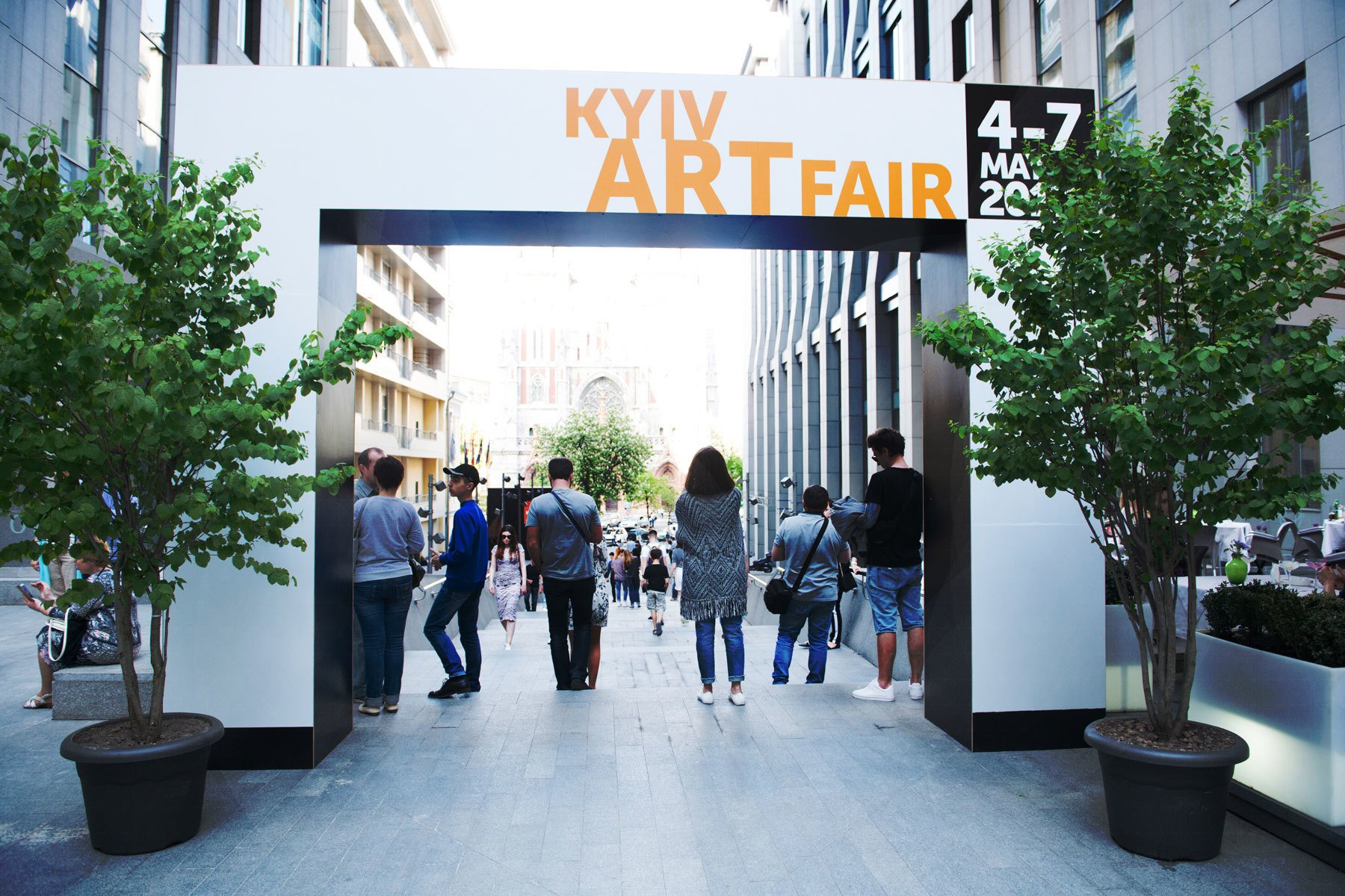 В мае в столице стартует Kyiv Art Week