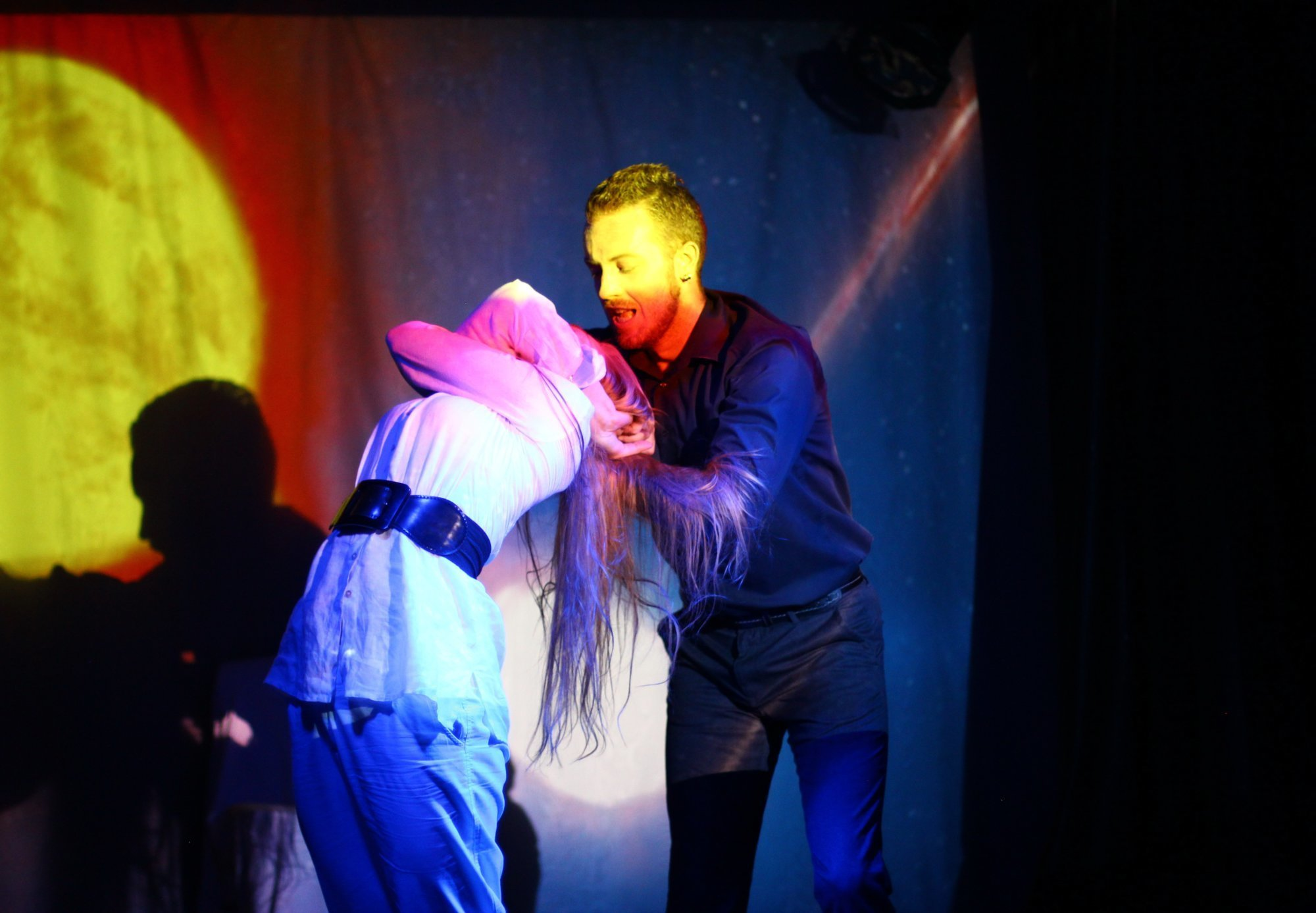 В Ад или в Рай: киевский театр BEAT предложил выбирать по сердцу