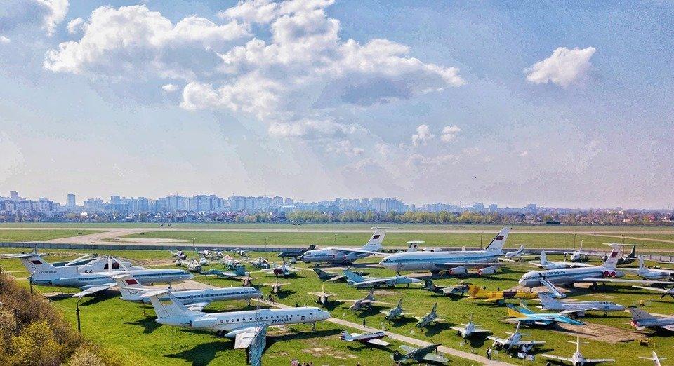 В столице устроят техно-вечеринку в Музее авиации