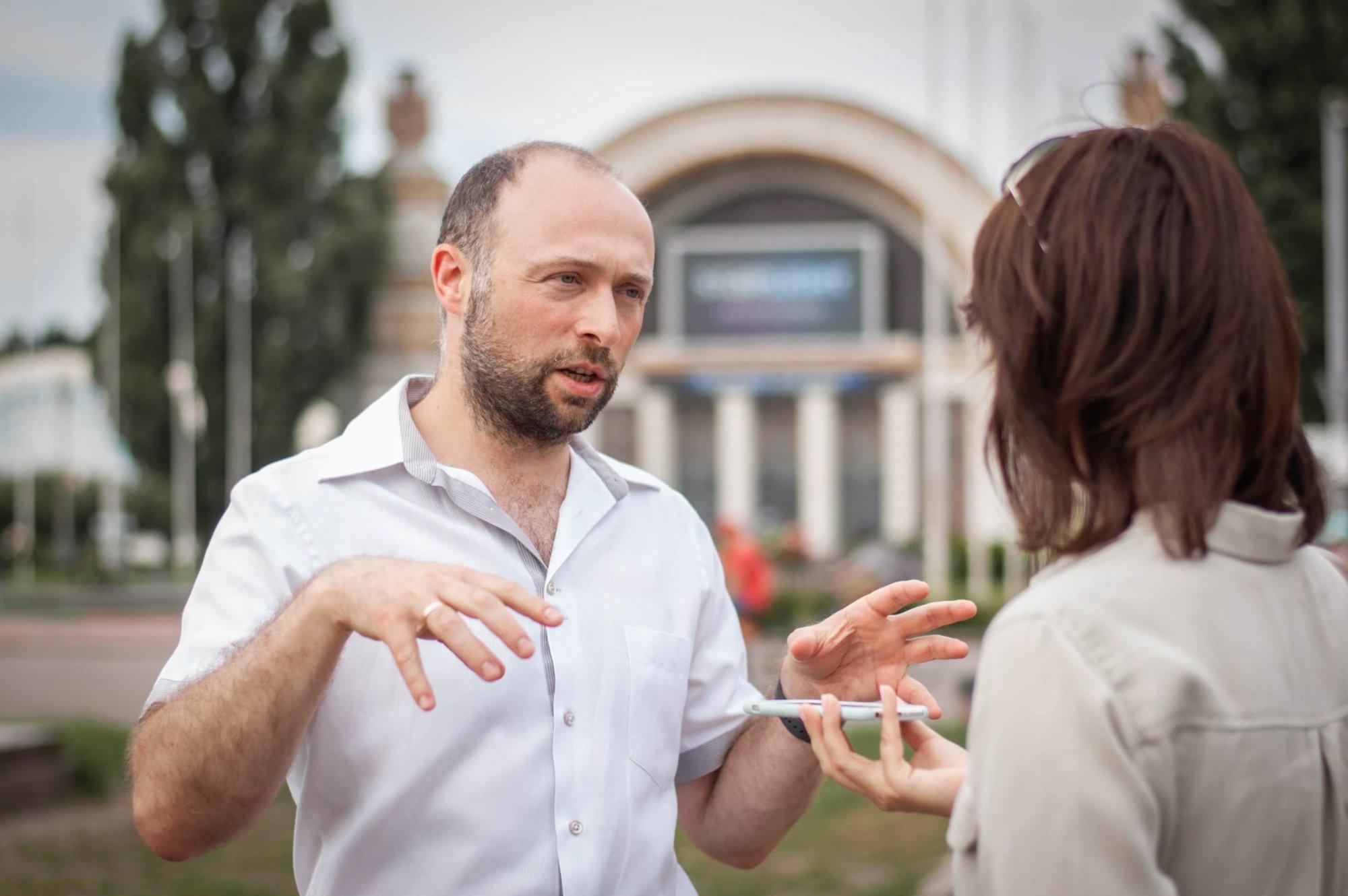 Євген Мушкін: Сьогодні можна сміливо назвати ВДНГ головним подієвим майданчиком України