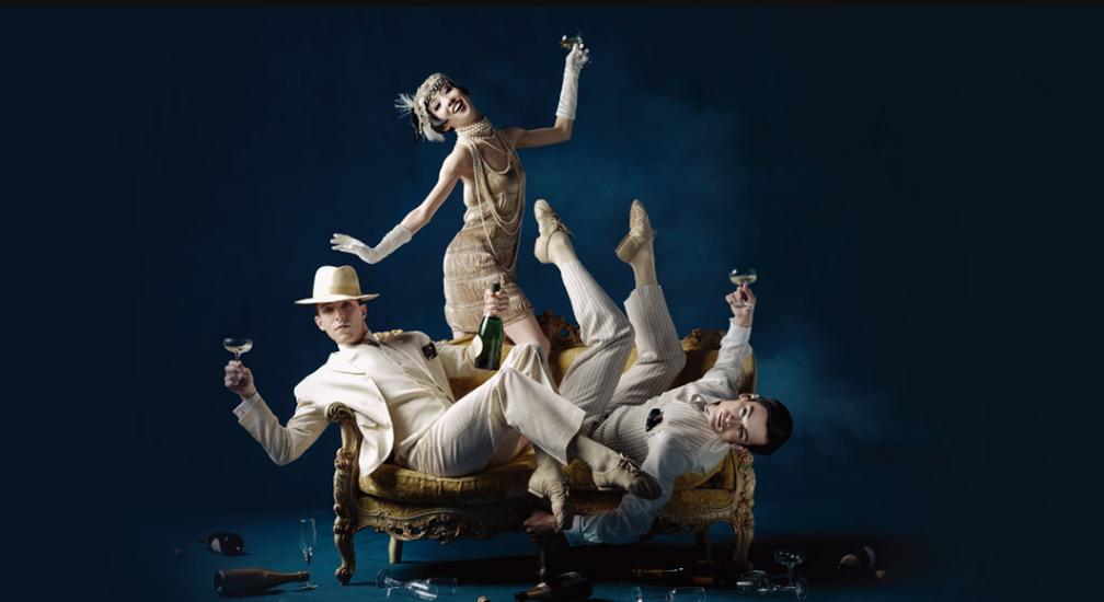Всесвітньовідомий балет Great Gatsby Ballet повернеться до Києва