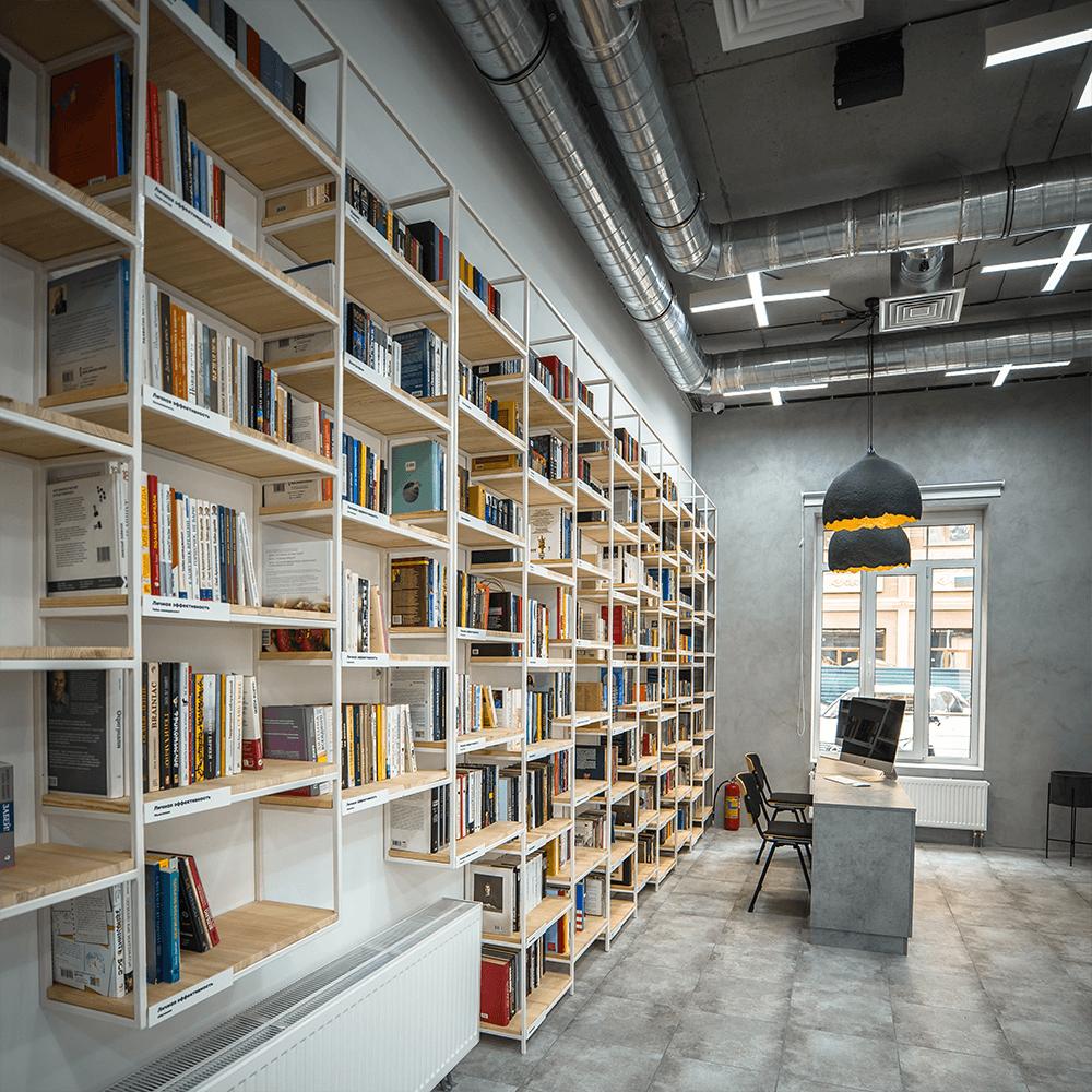 Библиотека знаний, а не книг: основатели BOtaN открыли
