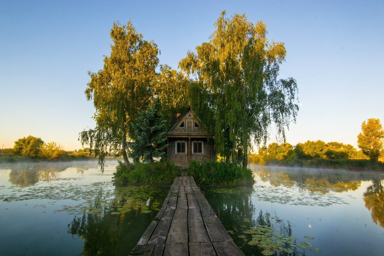 Неподалеку от Киева: 5 локаций, куда горожанам стоит поехать на выходных