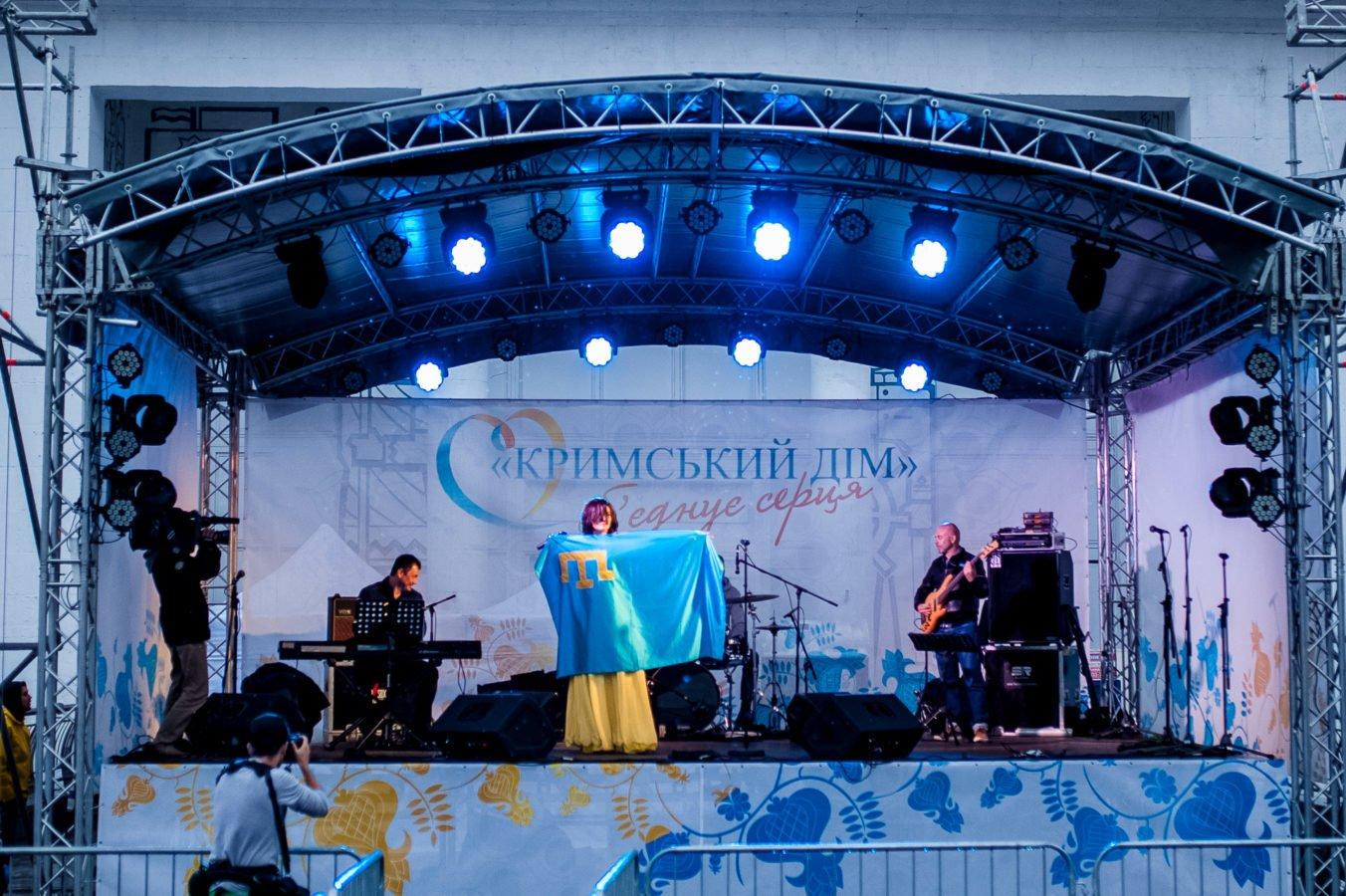 У столиці вдруге пройде фестиваль «Кримський Дім об'єднує серця»