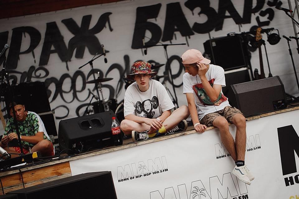 Кураж Базар для фанов хип-хоп культуры стартует на этих выходных