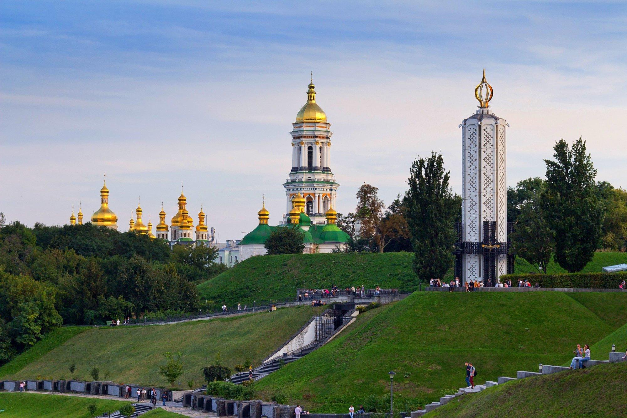 Українська столиця в топі найбільш відвідуваних світових столиць