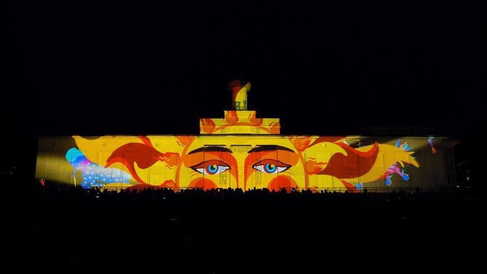 Більше світла: всесвітній фестиваль інсталяцій Kyiv Lights Festival