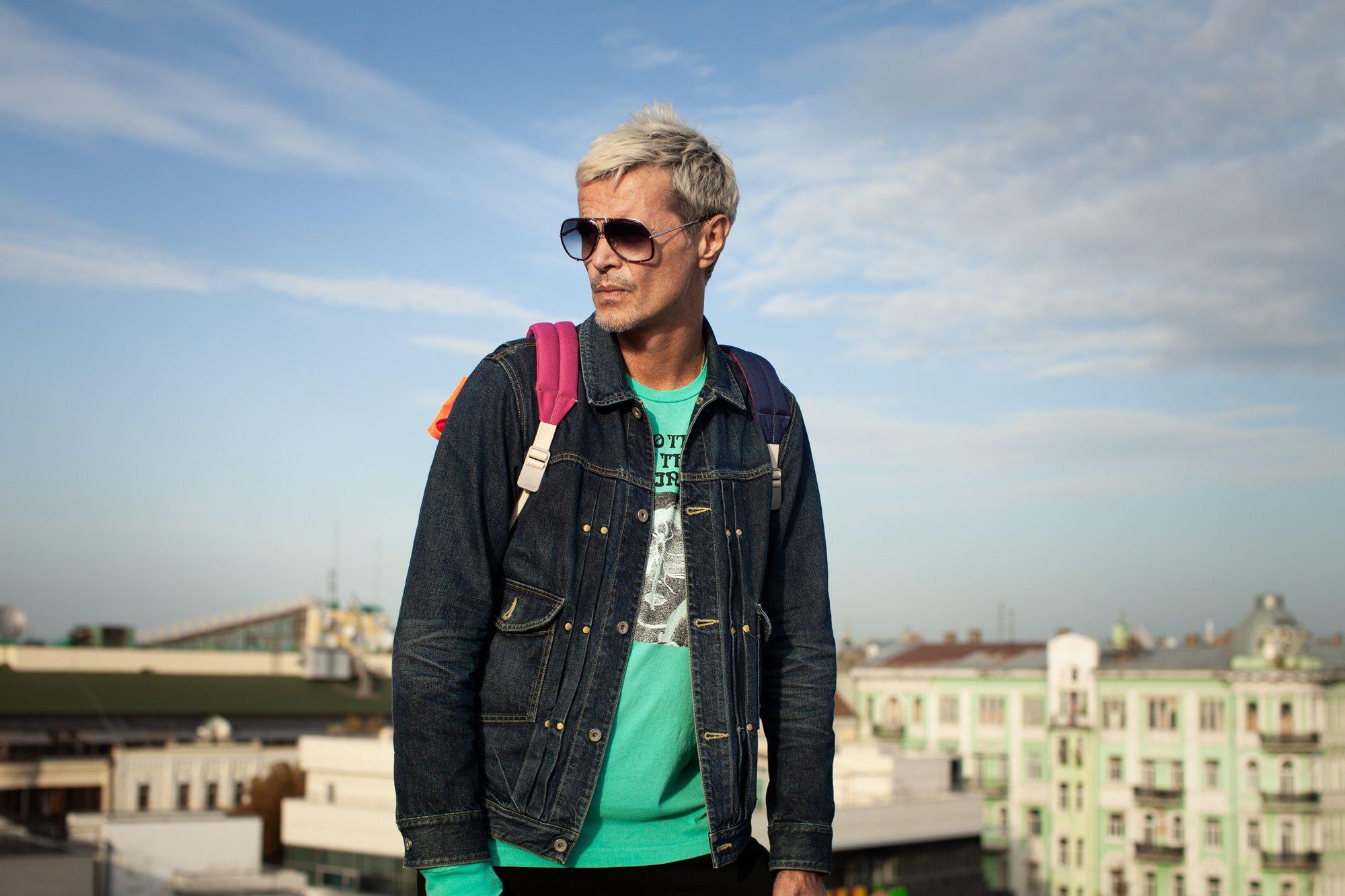 Модники, запеченное сало и таинственная крыша на Львовской площади: за что любит Киев Игорь Григорьев