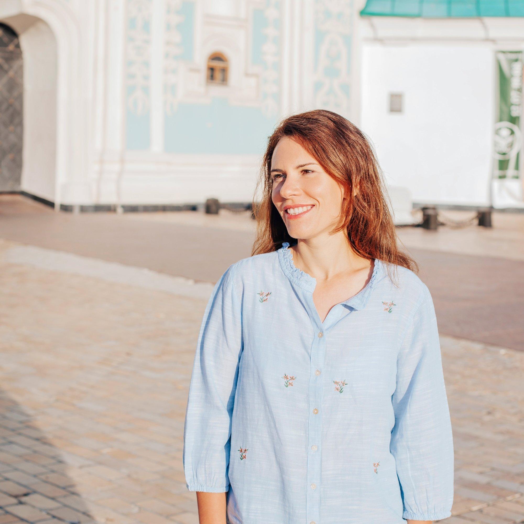 Це місто неможливо осягнути до кінця: інтерв'ю з київським екскурсоводом Галиною Радевич