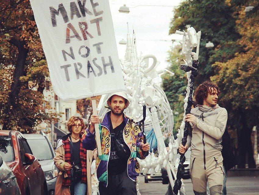 PlastikWood: «Мы делаем «далекую», «заумную» и непопулярную тему экологии интересной каждому»