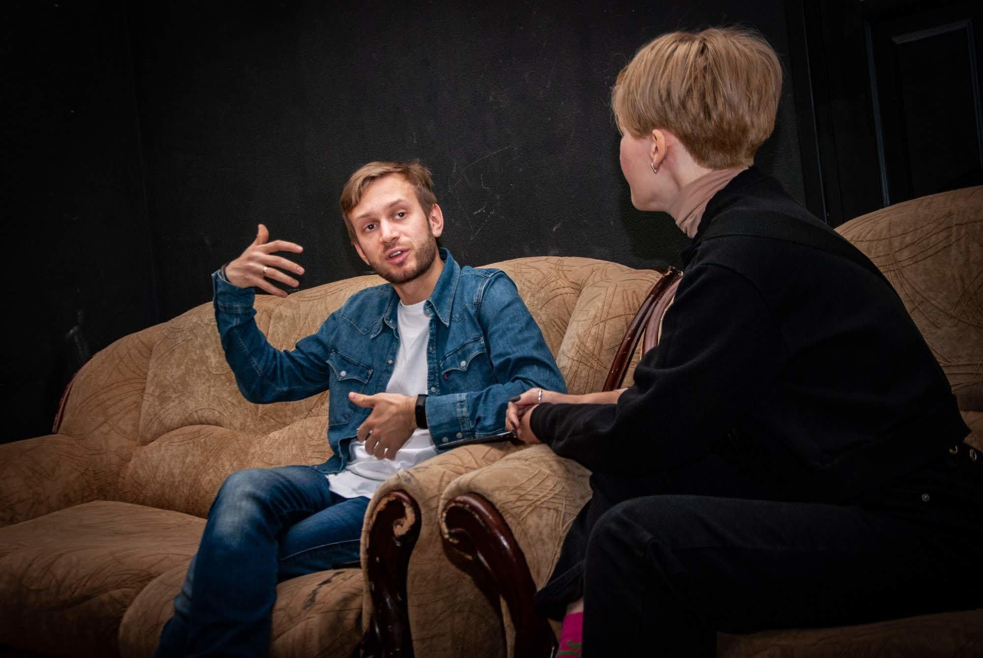 Ми хочемо, щоб наші вистави продукували до роздумів: інтерв'ю з художнім керівником Малого театру Дмитром Весельським