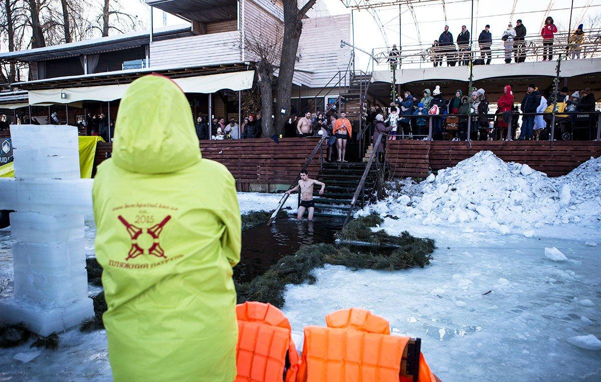 Купання, гуляння та водні майстер-класи: X-PARK влаштує фестиваль для моржів