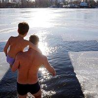 ТОП-14 мест, где купаться в проруби на Крещение-2021 в Киеве