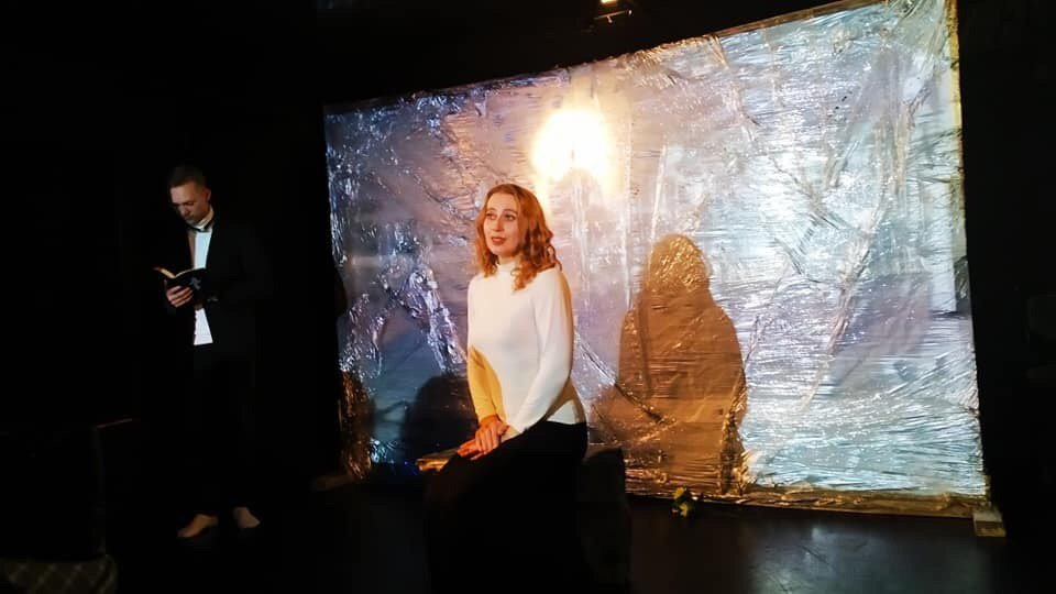 «Крик під льодом» в театрі «Сузір'я» – вистава-пророцтво, яке краще б не збулось