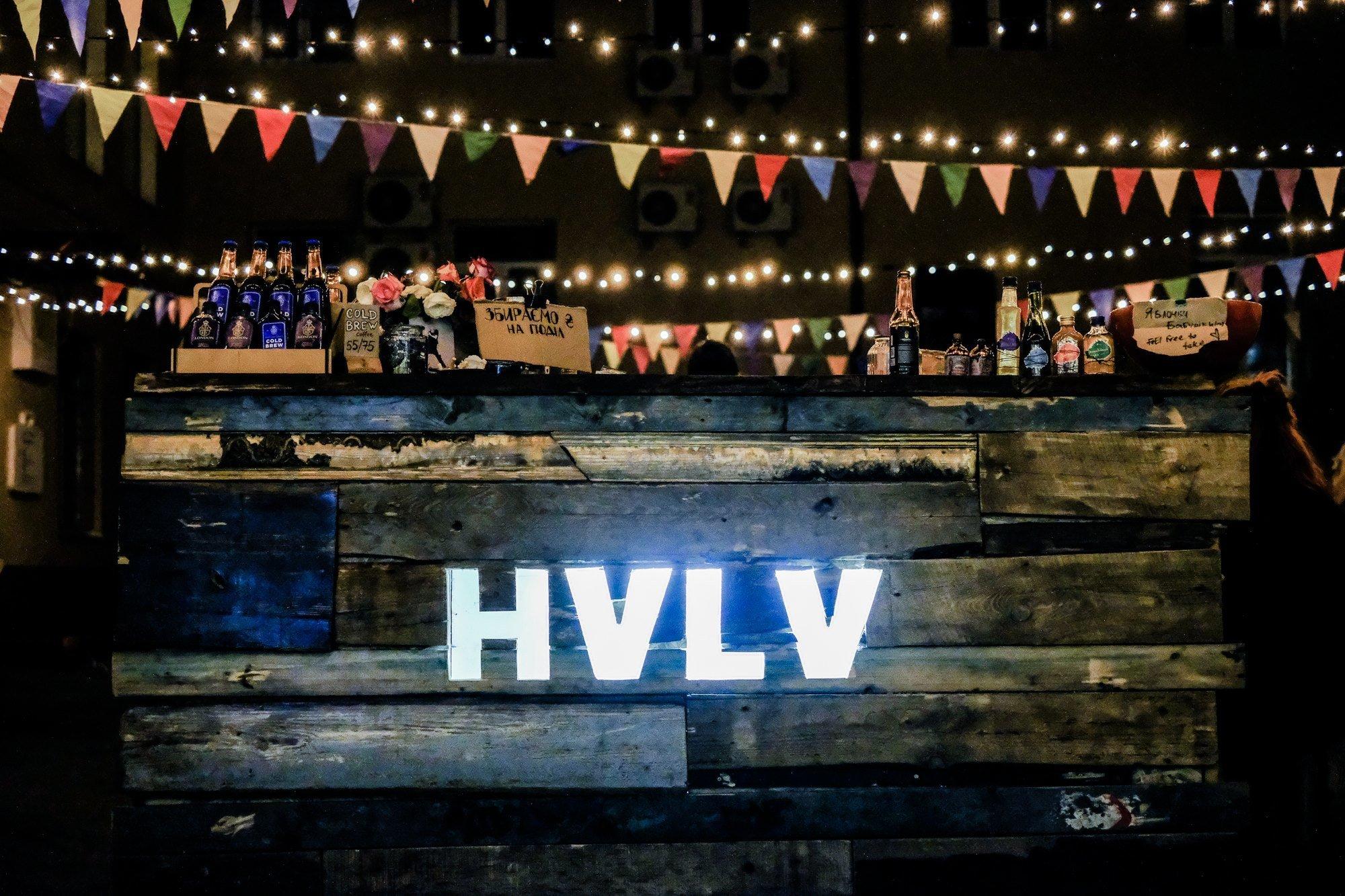 Столичный «Хвильовий» расширится и станет еще и музыкальным баром