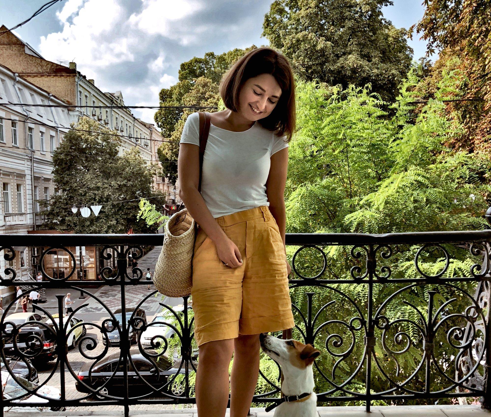 Travel-блогерка Маша Себова: «Повертаюсь до Києва за відчуттям свободи»