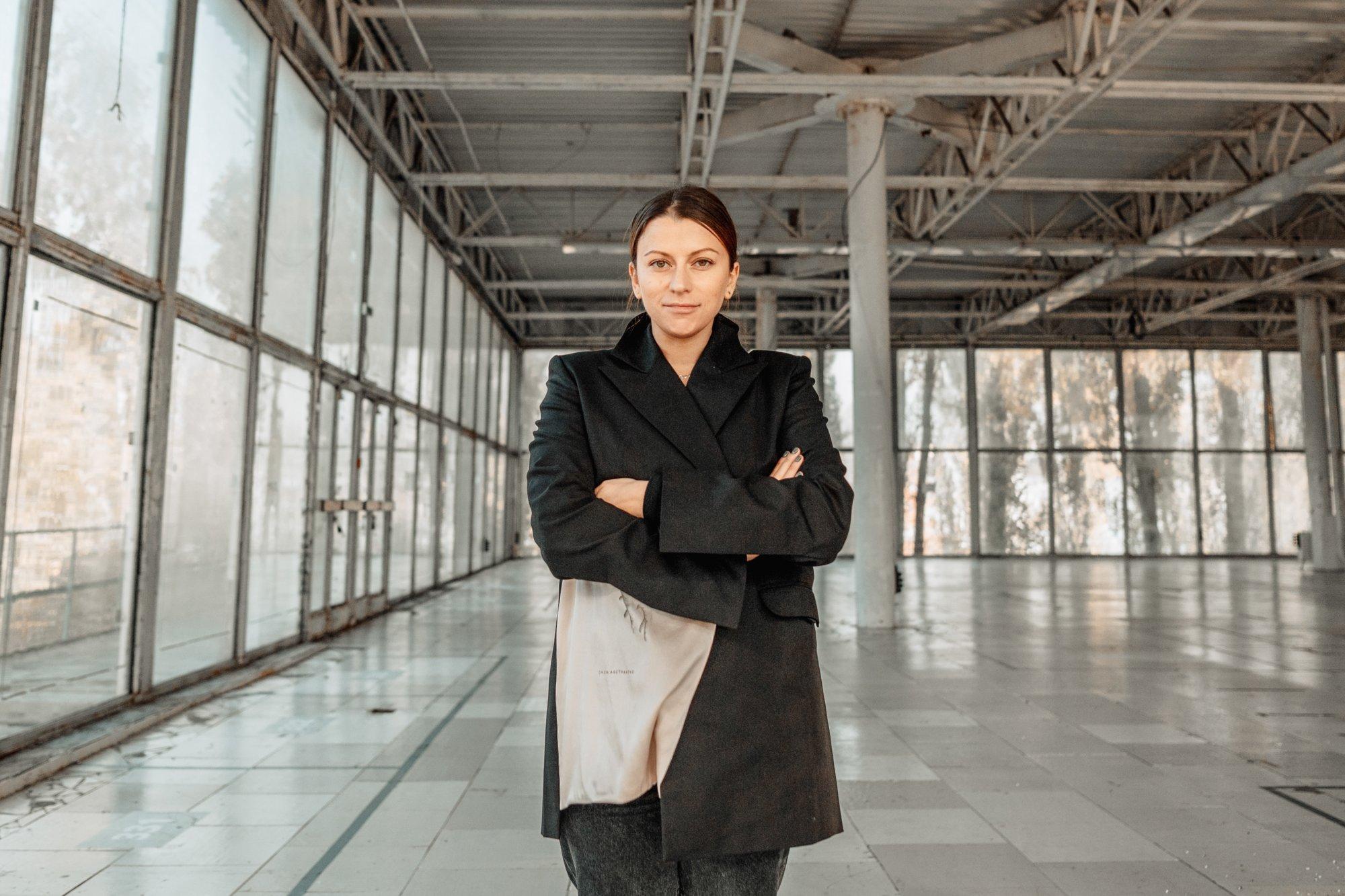 Кураж буде жити: засновниця улюбленої київської благодійної барахолки Альона Гудкова