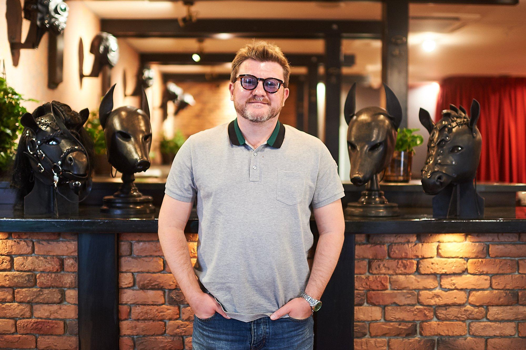 Borysov cooking boxes и 1 euro delivery: киевский ресторатор Дима Борисов о новых проектах и будущем фуд-индустрии