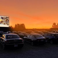 Car cinemas in Kiev: where to watch movies in quarantine