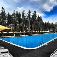 Outdoor pools near Kiev: the top ten