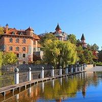 Топ 10  ландшафтных и дендропарков недалеко от Киева