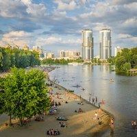 Где купаться в столице: пляжи Киева