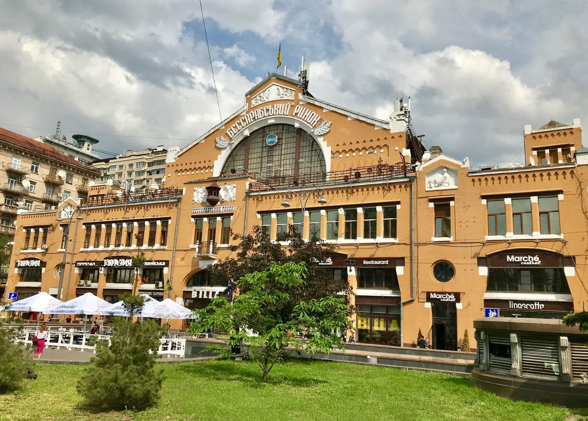 Топ 7 фактов о Бессарабке: рынок-легенда