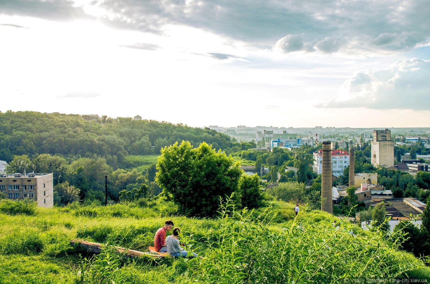 ТОП-6 гор Киева, которые обязательны к посещению