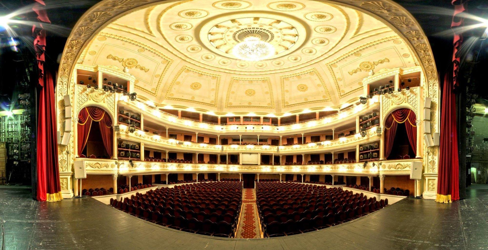 Театр имени Леси Украинки: столичная легенда родом с XIX века