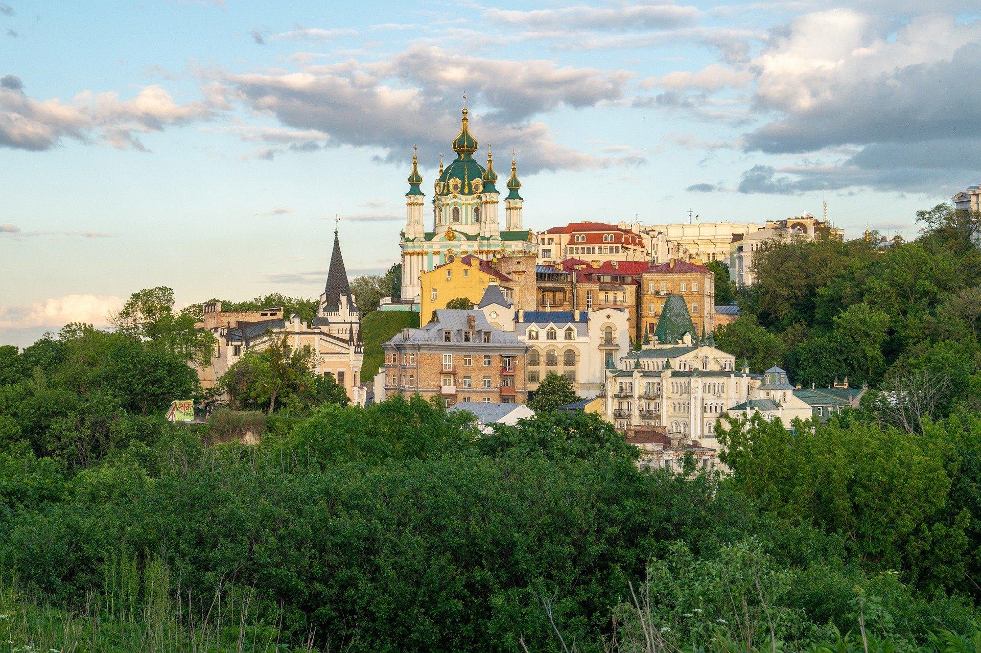 Пейзажний Київ