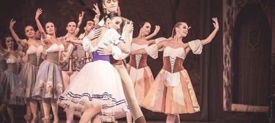 балет Kyivmaps