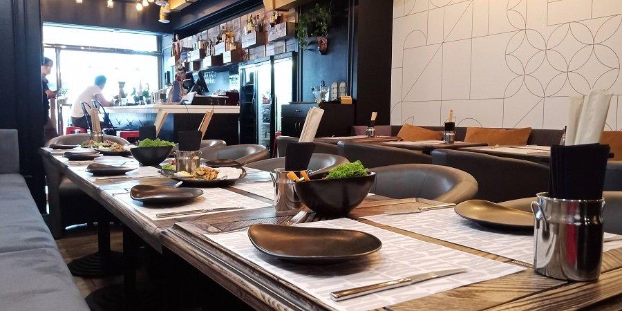 Restaurant Indonesian Social Kitchen 17 804