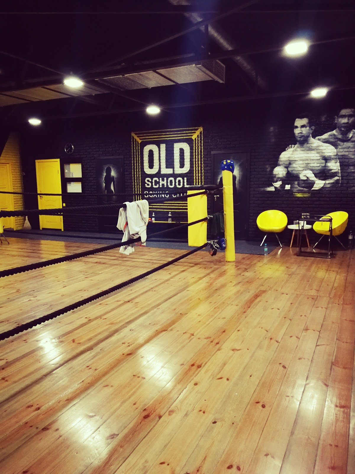 Sport Club «Old School Boxing Club» - information, events, map, reviews