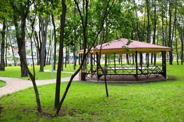 Парк «Сирецький парк» - інформація, події, карта, відгуки