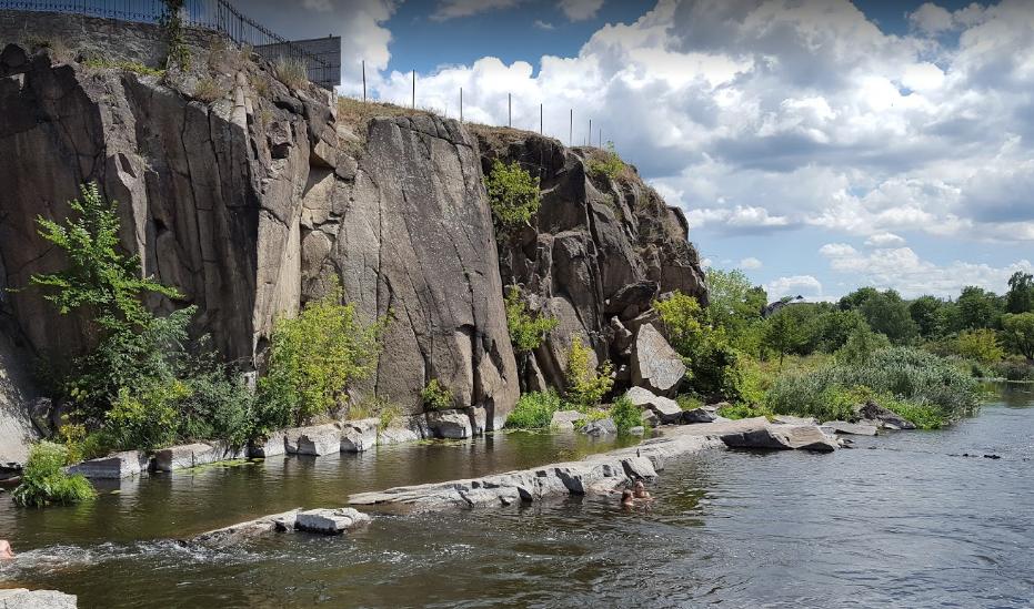 Парк «Богуславское гранитное обнажение» - информация, события ...